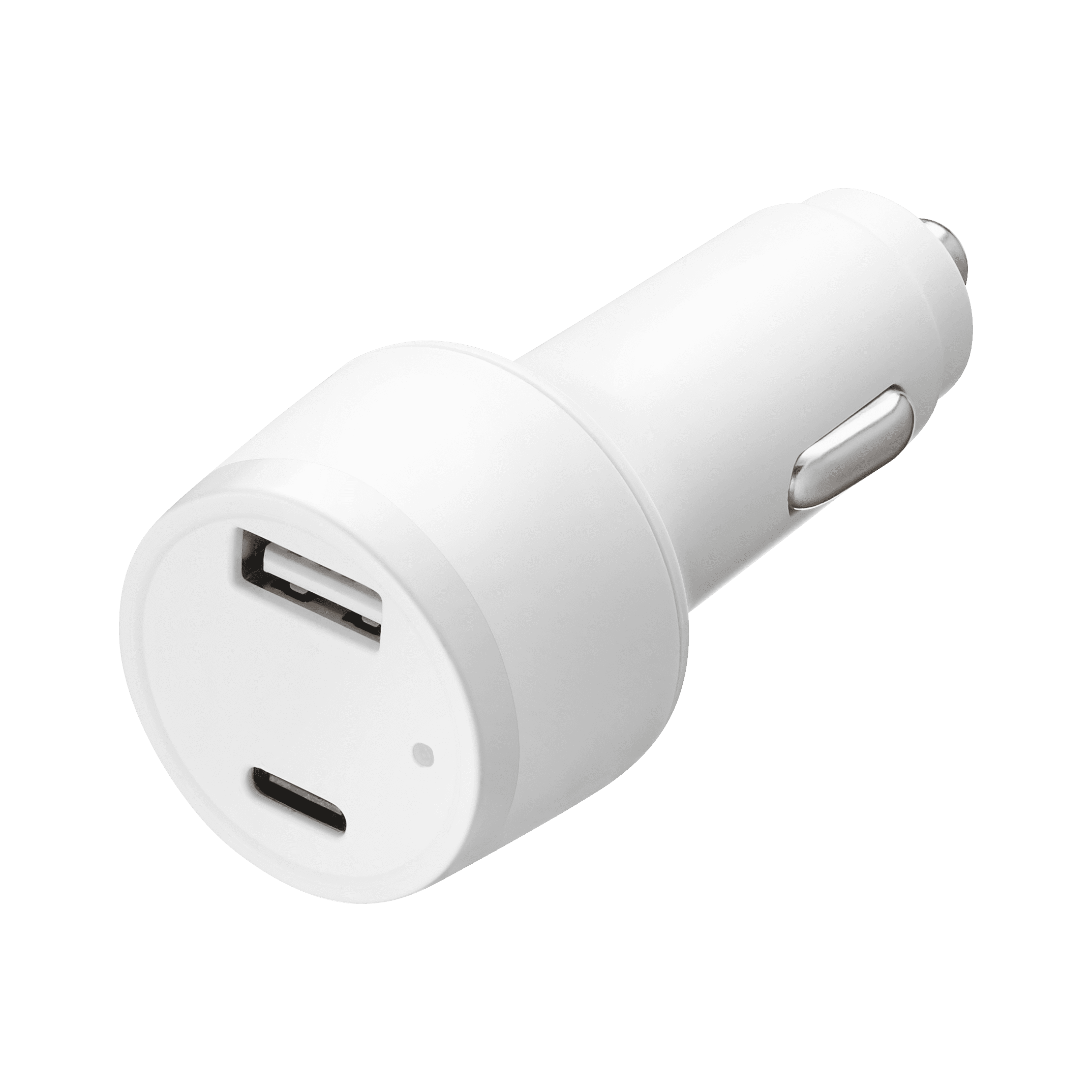 TPD-B42W24W 42W PD  USB C + USB A (2.4A) Type-C Car Charger